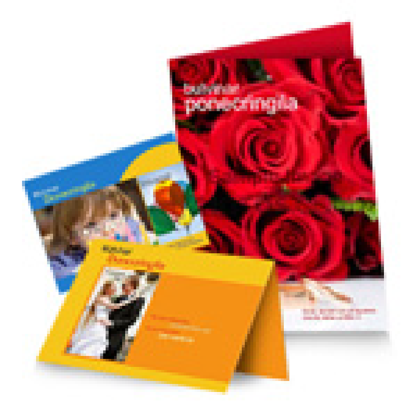 Greeting Invitation Cards